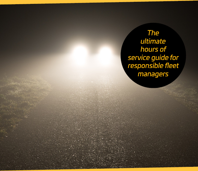Hours of Service guide for fleet managers